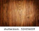 natural wooden texture. | Shutterstock . vector #524356039