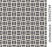 vector seamless pattern. modern ... | Shutterstock .eps vector #524415769
