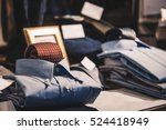 men clothing | Shutterstock . vector #524418949