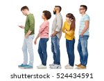 technology  ethnicity and...   Shutterstock . vector #524434591