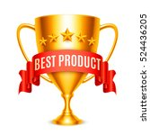 best product award | Shutterstock .eps vector #524436205