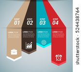 business infographics design...