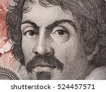 Caravaggio Portrait On 100000...