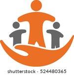 child care | Shutterstock .eps vector #524480365
