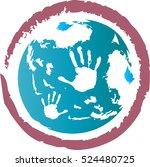 child care   Shutterstock .eps vector #524480725