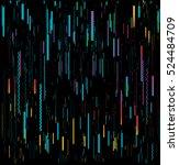 simple vertical lines  zigzag...   Shutterstock .eps vector #524484709
