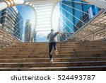 future  game of competition ...   Shutterstock . vector #524493787