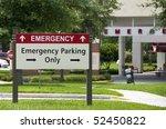 Hospital Emergency Entrance...