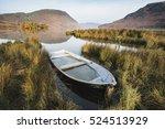 stunning autumn fall landscape... | Shutterstock . vector #524513929
