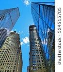 skyscraper   Shutterstock . vector #524515705