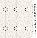 vector seamless pattern. modern ... | Shutterstock .eps vector #524567221