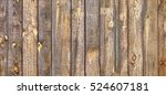 barn wooden wall planking... | Shutterstock . vector #524607181