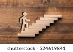 progress and potential concepts.   Shutterstock . vector #524619841