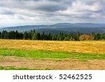 Autumn In Ore Mountains  Czech...