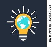 global solution vector... | Shutterstock .eps vector #524657935
