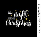 The Night Before Christmas...