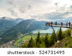 Interlaken  Switzerland   June...