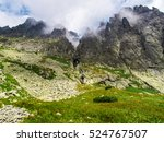 mountains   tatra mountains ... | Shutterstock . vector #524767507