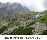 mountains   tatra mountains ... | Shutterstock . vector #524767567