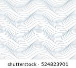 grayscale vector seamless...   Shutterstock .eps vector #524823901