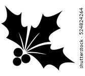 holly berry | Shutterstock .eps vector #524824264