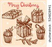 vector illustration of... | Shutterstock .eps vector #524828941