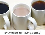 Coffee  Chocolate And Tea Drin...