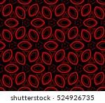 abstract seamless geometries... | Shutterstock .eps vector #524926735