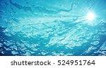 3d Rendering Underwater Sea ...