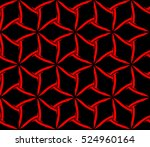 abstract  seamles  geometrie ... | Shutterstock .eps vector #524960164