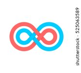 Infinity Symbol With Two...
