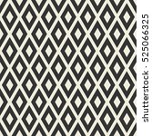 vector seamless pattern. modern ... | Shutterstock .eps vector #525066325