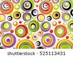 Spining Circle Pattern On...