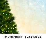 christmas tree template with...