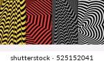 optical illusion pattern set....