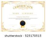 vector illustration of... | Shutterstock .eps vector #525170515