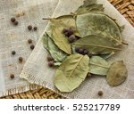 Bay Leaves On A Straw...