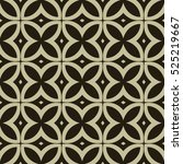 seamless illustrated pattern... | Shutterstock .eps vector #525219667