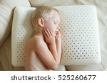 latex pillow texture ... | Shutterstock . vector #525260677