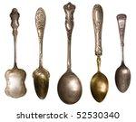 Vintage Spoons