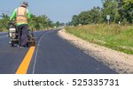 Thermoplastic Road Marking...