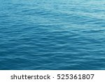 Blue Sea Water Texture...