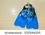 Swim Flippers  Mask  Snorkel...