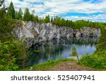 Marble Quarry In Ruskeala ...
