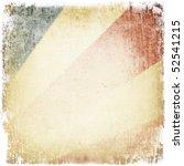 Grunge Vintage Paper Background.