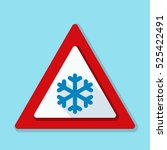 cold warning illustration | Shutterstock .eps vector #525422491