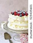 Delicious Cake ''pavlova