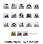interface icons 4   the vector...