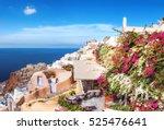 Oia Village  Santorini Island ...