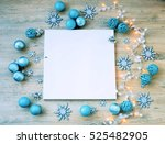 holiday winter background ... | Shutterstock . vector #525482905